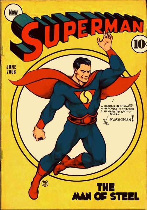 Robersons Interminable Ramble An Alternate Evolution Of Superman